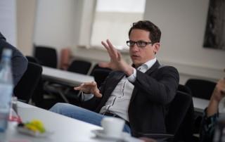 Martin Peters SPD Fraktionsvorsitzender StädteRegion Aachen Etat Haushaltsdefizit