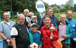 Wandertag StädteRegion Aachen Pokal SPD Fraktion