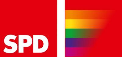 Logo SPD Queer